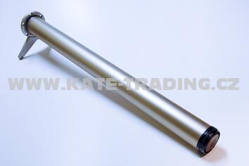 Noha stolová SATIN 710mm průměr 60mm