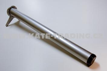 Noha stolová ŠEDÁ 710mm průměr 60mm