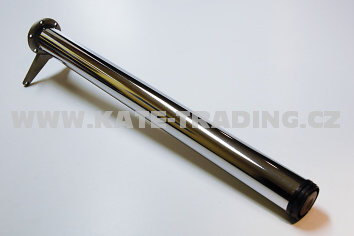 Noha stolová CHROM 820 mm průměr 60mm