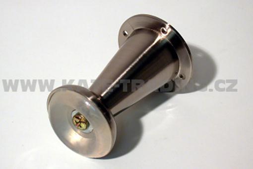 Noha soklová konická kov. CR 10,3cm