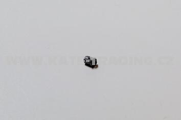 Dorazová čočka zavrtávací 8mm 14.160182-9108 šedý
