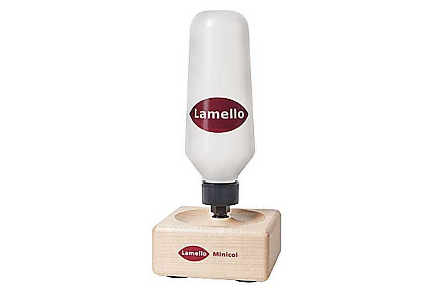 Lepící přístroj Dosicol pro drážky lamelo 20 a 10