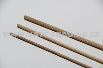 Týbl -tyčka vroubkovaná 10 1bm