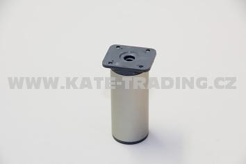 Nábytková nožka kruhová NK2 / v-150 mm/10E1NK2K15/