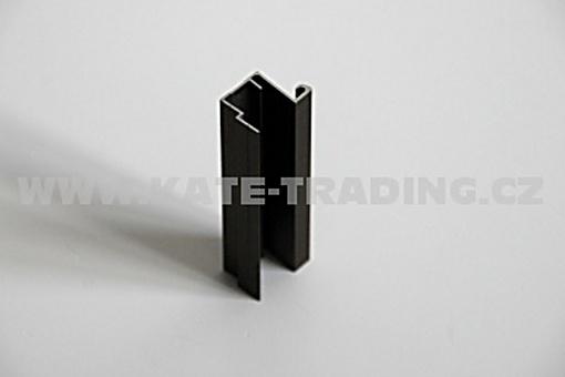 Profil S 08 2,7m sv. bronz /17D3MS0827/ (1)