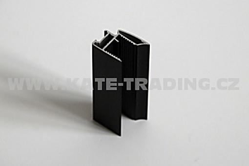 Profil Salu 11N 2,7 m světlý bronz / 17D3MS11N27/+krycí profi