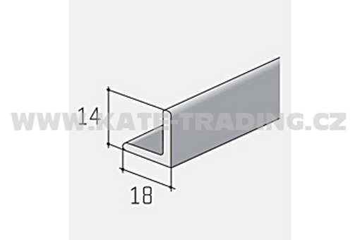 S25 dolní profil /11D1DOLN/ 1bm (1)