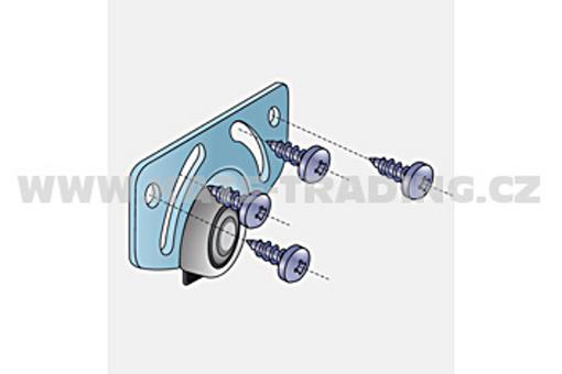 Kování Salu S35C - dolní vozík /13C0S35C/