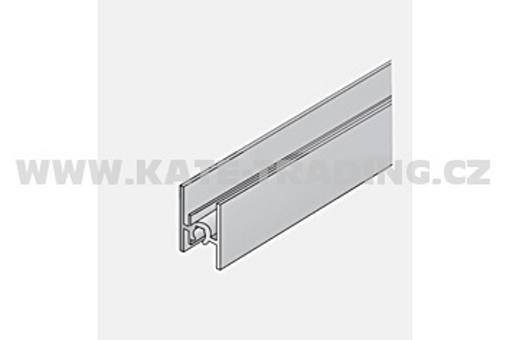 Horní a střední profil S 65 - 4/18mm elox /17D1HS65/ 1bm