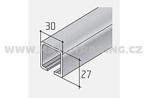 Profil S80 /S40 hliníkový /14C1S408N/ délka - 1m