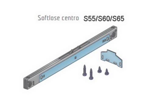 CENTRO T40 Tlumič středových posuvných dveří-Softclose pro S55