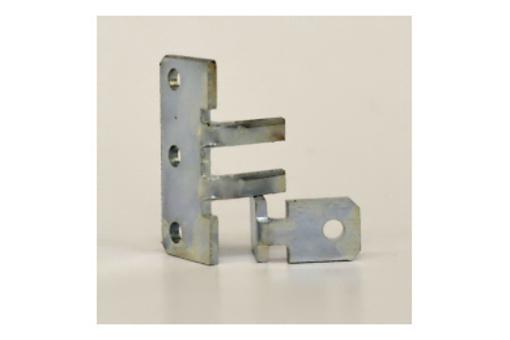Úchyt kovový pro profil C, J kování (set) /10CCDJDUCH/