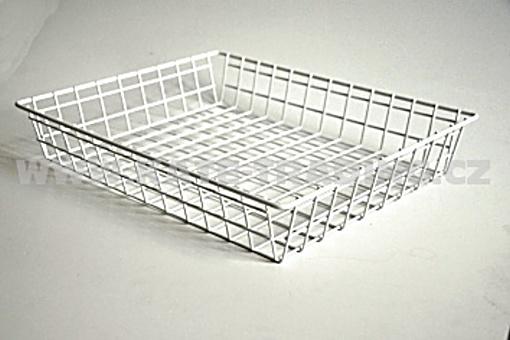 Koš KW4/5/18 400x500x185/ stříbrný/bez doplňků (1)