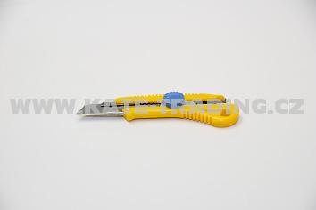 Výsuvný nůž lámací obyč.s kolečkem 80037