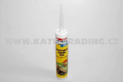 Konstrukční lepidlo Soudal 60A 310 ml