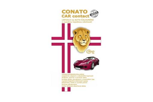 CONATO CAR SPRAY 500 ml - LEPIDLO PRO LEPENÍ: textil, plast, dře