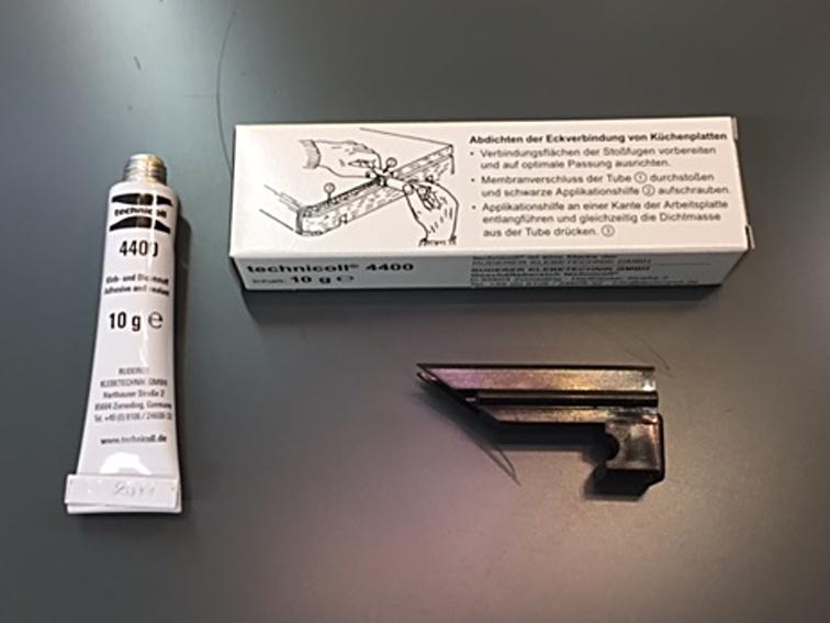 TECHNICOLL lepidlo těsnící na spoj PD - šedé AKCE