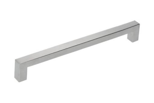 Úchytka hranatá hrazda , rozteč: 320 mm nerez