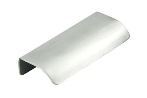 Profilová úchytka SIRO Délka: 96 mm, Rozteč: 64 mm, Povrch: nere