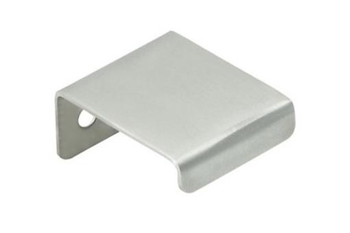 Profilová úchytka SIRO Délka: 32 mm, Rozteč: 16 mm, Povrch: nere