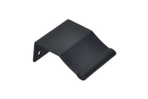 Profilová úchytka SIRO Délka: 45 mm, Rozteč: 32 mm, Povrch: čern