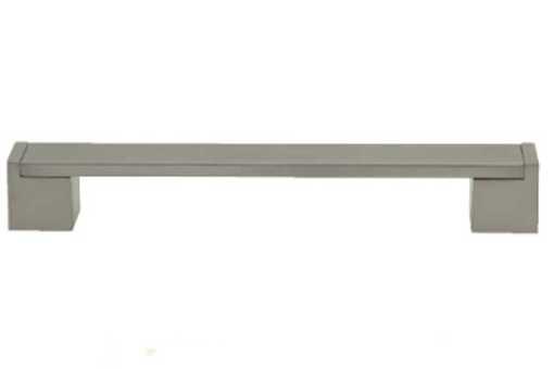 Úchytka 37863 broušený nikl,rozteč 256 mm