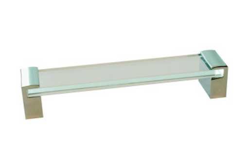 Úchytka GRIMME sklo-nerez rozteč 96mm