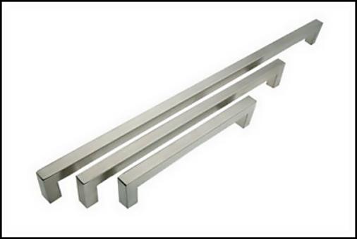 0038160 Úchytky a madla - kart.nerez ocel rozteč 160 mm (1)