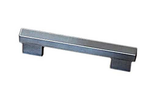 24448 Úchytka broušená nerez. ocel,rozteč 448mm(1)