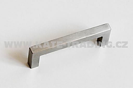 Úchytka 67128 rozteč 128 mm nerez ocel (S 1)