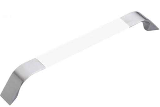 úchyt 85192 bílá lesk (1) rozteč 192mm