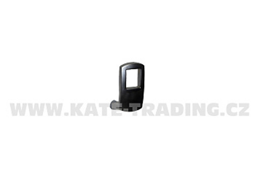 8801 knopka chrom mat (E2),rozteč 16mm (1)
