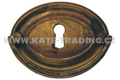 Rustikální úchytka rozteč 64 mm