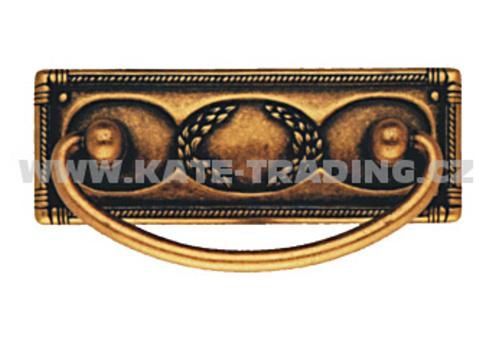 Rustikální úchytka rozteč 64 mm (R69)
