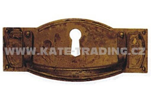 Rustikální úchytka,rozteč 48mm