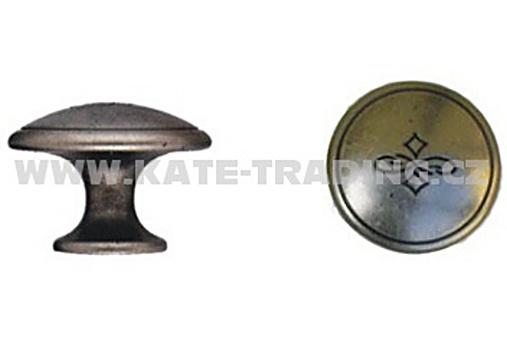 Rustikální knopka průměr 30mm (R12)