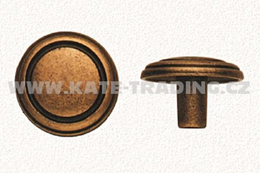 Rustikální knopka průměr 30mm