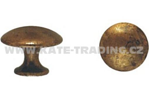 Rustikální knopka průměr 30mm (R30)