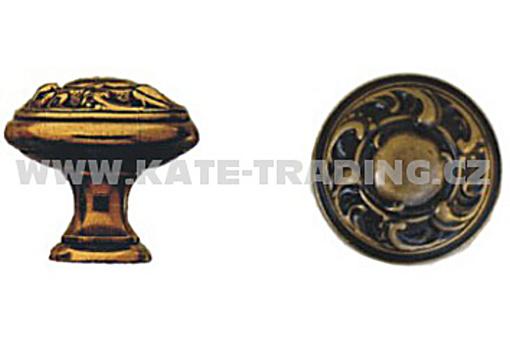 Rustikální knopka průměr 30mm (R49)