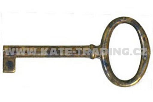 Rustikální klíč