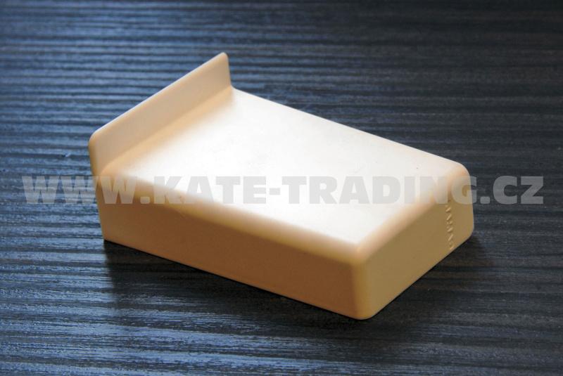 krytka retifikačního kování plast bílá pravá CAMAR 806
