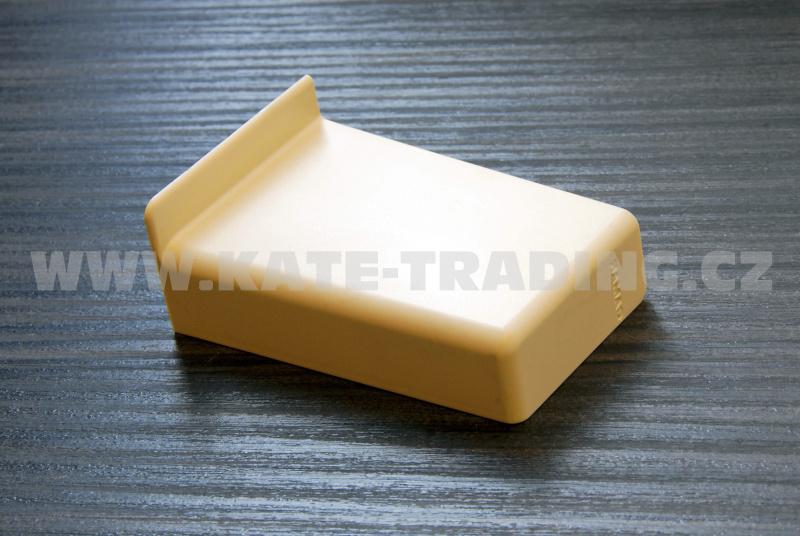 krytka retifikačního kování plast béžová RAL 1015 pravá CAMAR 80