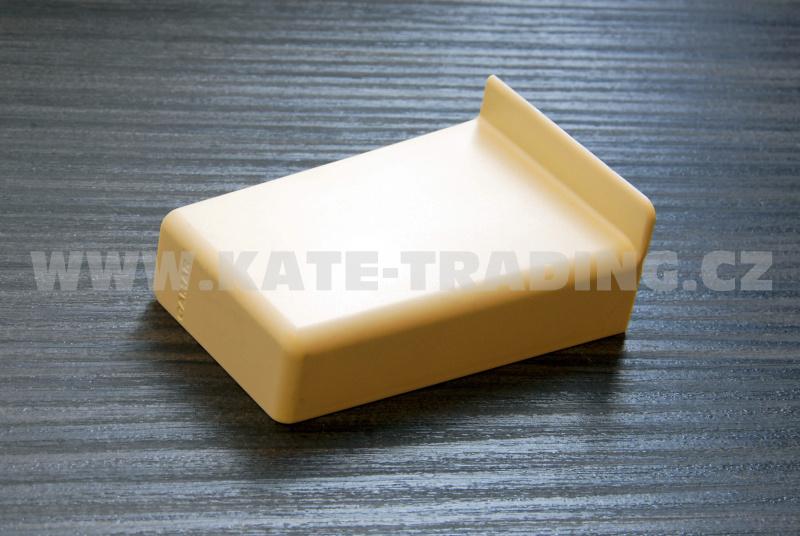 krytka retifikačního kování plast béžová RAL 1015 levá CAMAR 806
