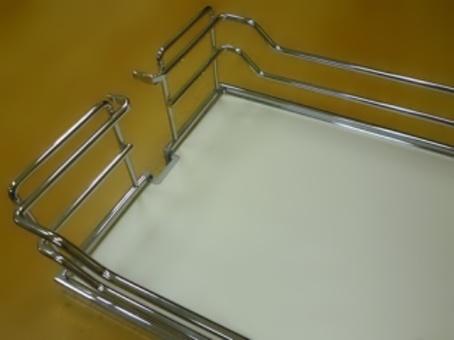 237376.0005 Dispensa pro skříň šíře 400 mm 1200-1600 4x koše-pln