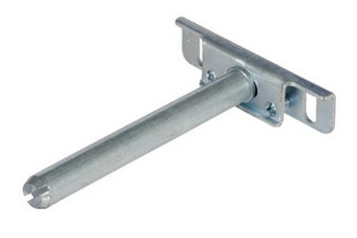 Držák polic Häfele(trn)100mm vrtání průměr 12mm