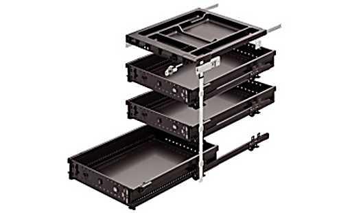 Kancelářský zásuvkový systém Variant-CE