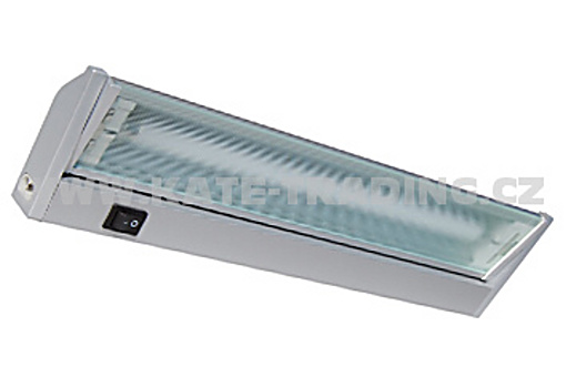 Zářivka stříbrná výklopná Selen 9 8W / 347 mm