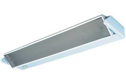 Zářivka Versa 8W 345x82x28mm bílá zadní vývod