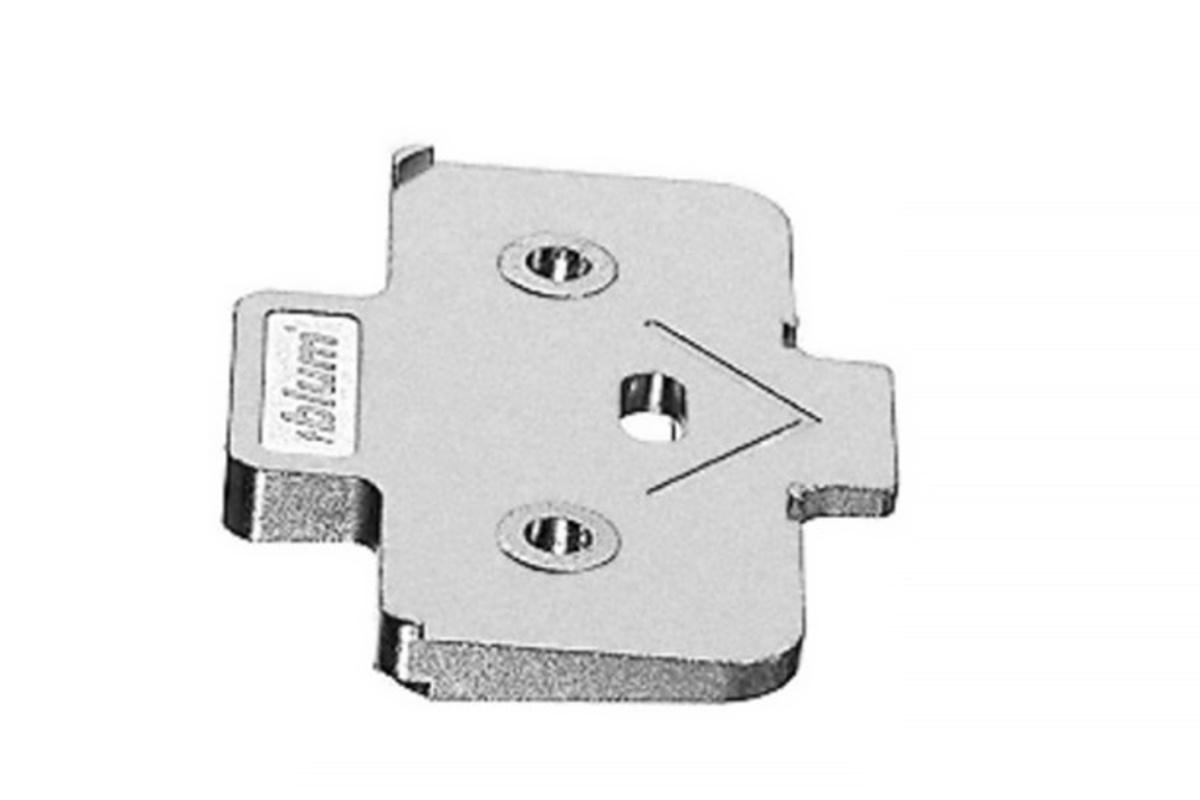 171A5010 Úhlový klínek clip +5 0,8mm (S) /S/