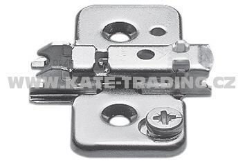 173H7130 Podložka clip s excentrem 3mm /S/